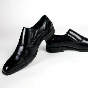 NEW APT. 9 Men's Zachary Cap Toe Dress Shoe Black